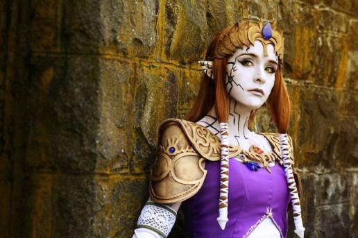 Zelda & Midna Cosplay