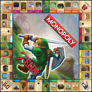 Zelda Monopoly