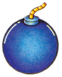 A Link to the Past Items - Bomb - Wii Zelda