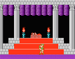 Adventure of Link Screenshot