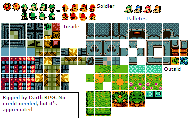 Oracle of Ages Sprites & Sprite Sheets - Ambi's Castle