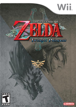 Twilight Princess Boxart